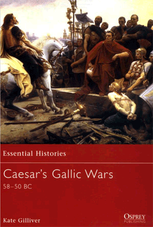 caesar-gallic-wars-gilliver-cover