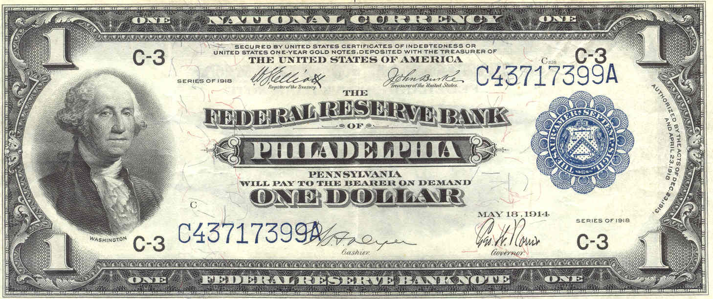 One-Dollar-Bill-National-Currency-1914