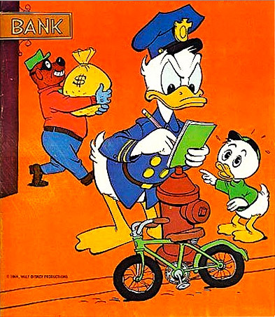 donald-duck-cop
