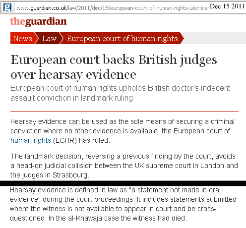 EU-and-UK-admit-hearsay-evidence