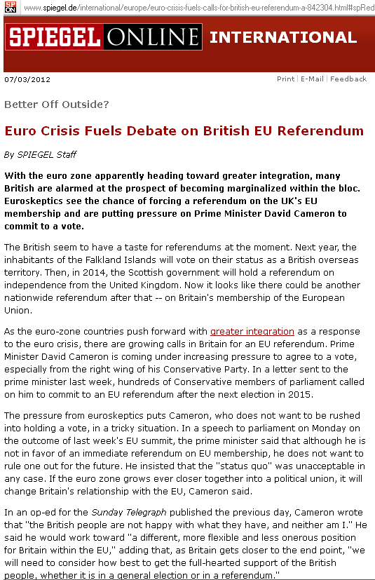 spiegel-euro-crisis-forces-debate-on-british-referendum