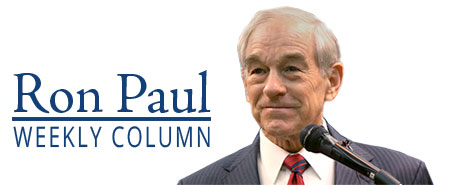 Ron Paul Weekly Column