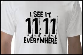 I see 1111 everywhere