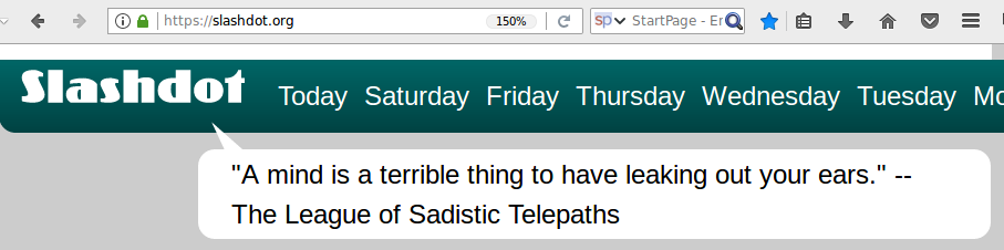 slashdot mind control quote
