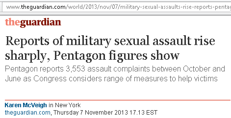 military-sexual-assault-claims-rising-2013