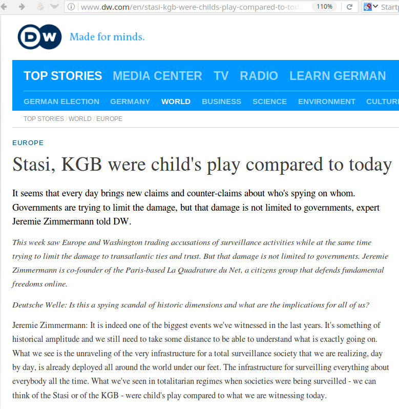 stasi kgb childs play