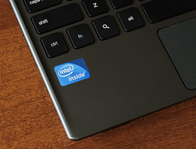 intel inside laptop