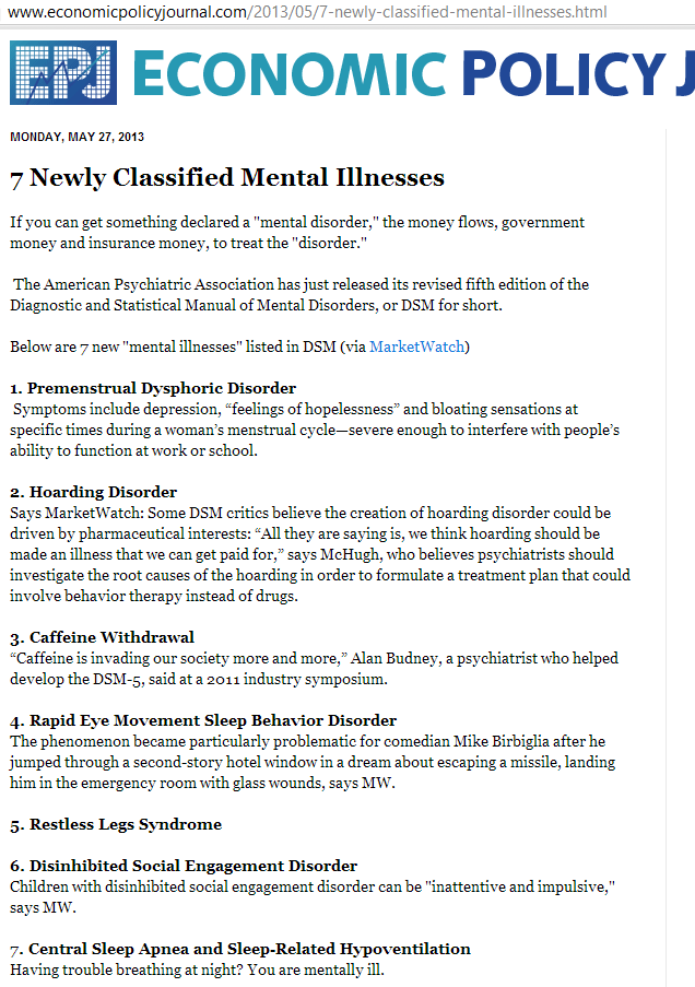 7-newly-classified-mental-illnesses